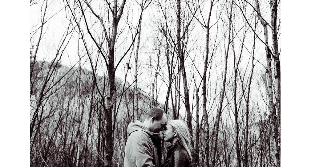 Engagement Photography Glendalough
