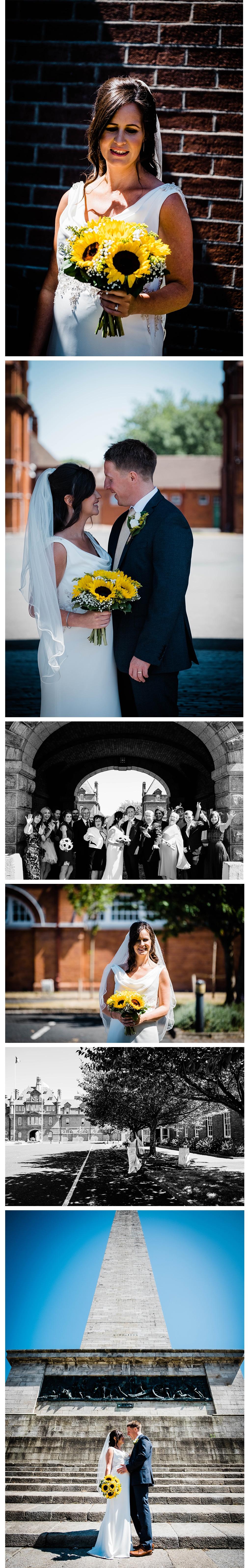 professional wedding photographer Ireland, top destination wedding photographer Dublin, best bridal photography in Dublin, candid wedding photography, intimate wedding ceremony, Wedding at the Mckee Barrack, wedding at Phoenix Park