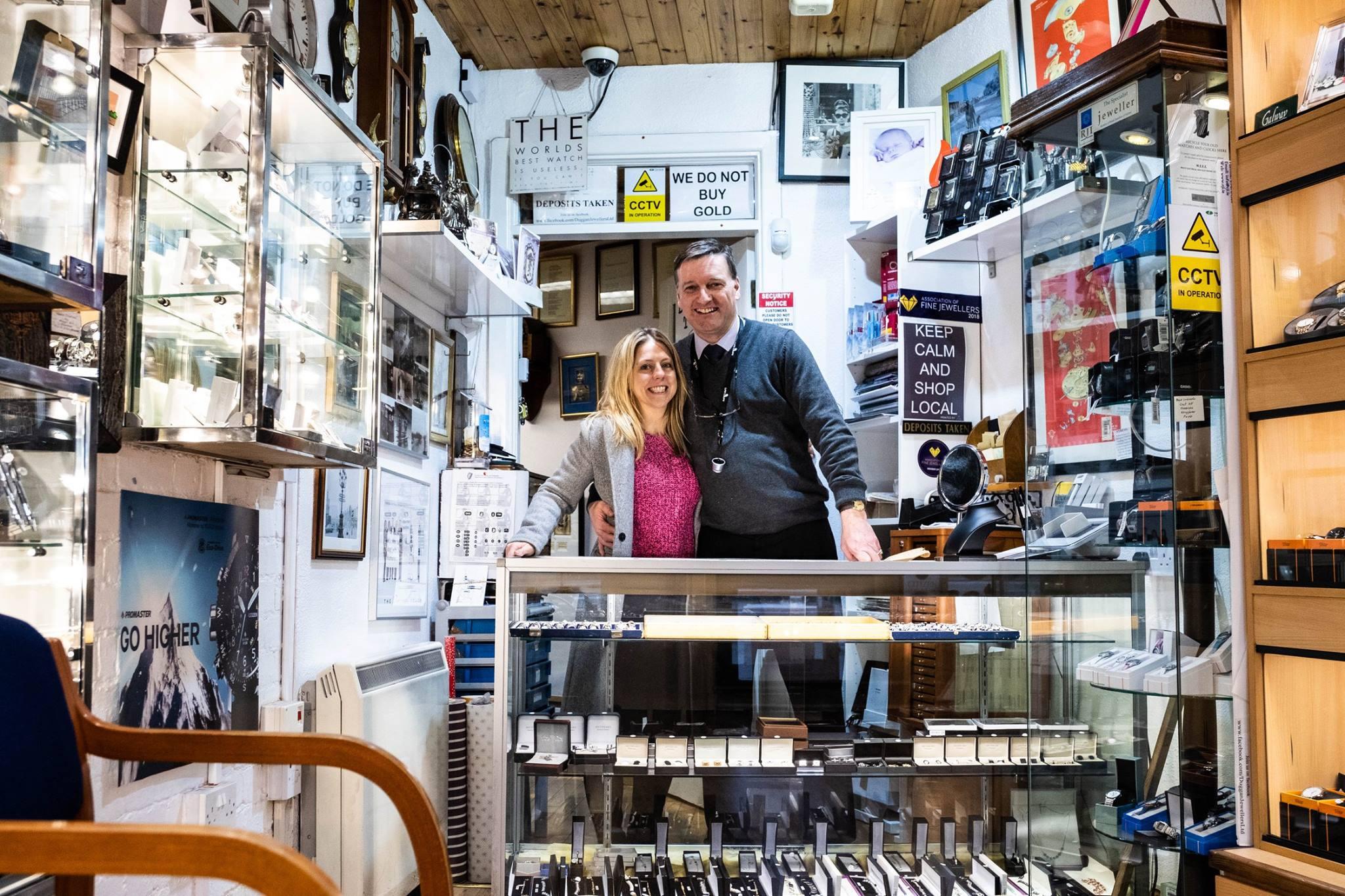 Duggan jewellers, portrait, portrait photography, portrait photographer Dublin