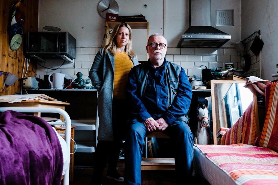 Faces of Fairview, Portrait, portrait photography, portrait photographer Dublin