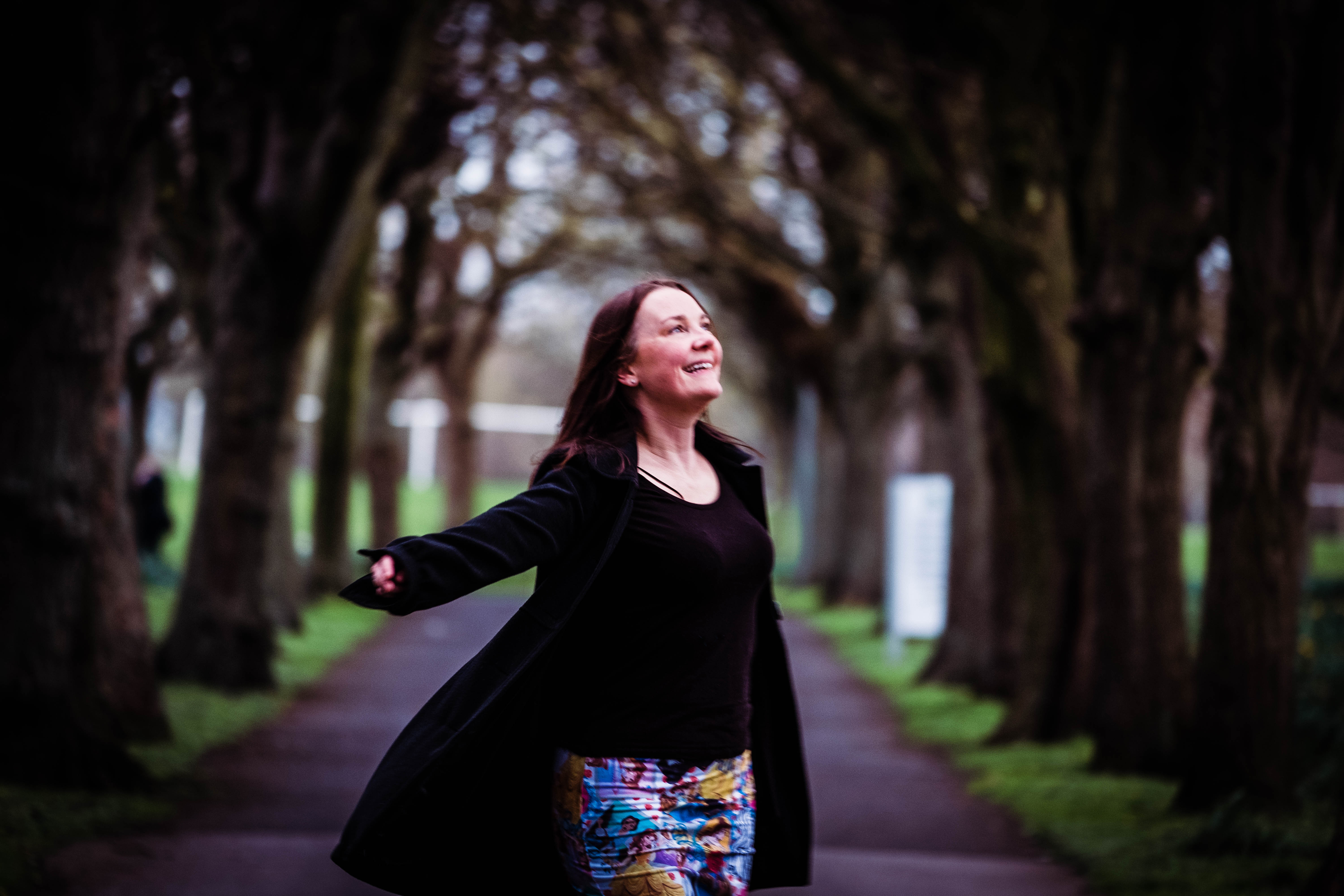Edel Leahy, The trees of Fairview, Portraits, Portrait photography, portrait photographer Dublin, Faces of Fairview