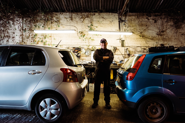 Martin McGowan, Faces of Fairview,  Portrait photography, portrait photographer Dublin, portraits, environmental portraits