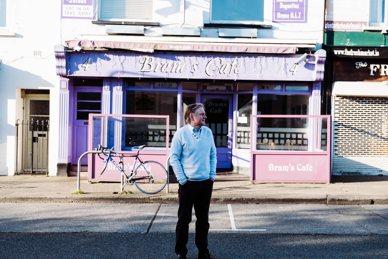 Bram's Cafe, portrait photography, portrait, portrait photographer Dublin, photographer Dublin, Faces of Fairview