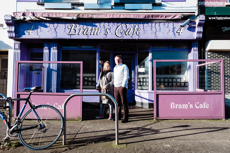 Bram's Cafe,faces of Fairview, portrait photography,portrait photographer Dublin, portrait photographer Ireland, portraits, portrait photography, wedding photographer Dublin